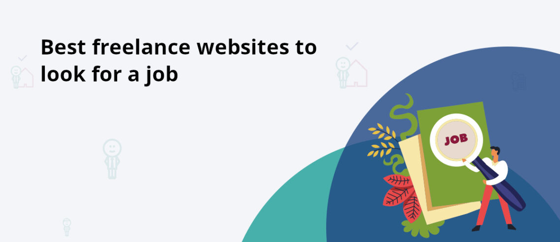 Freelance websites to find a job