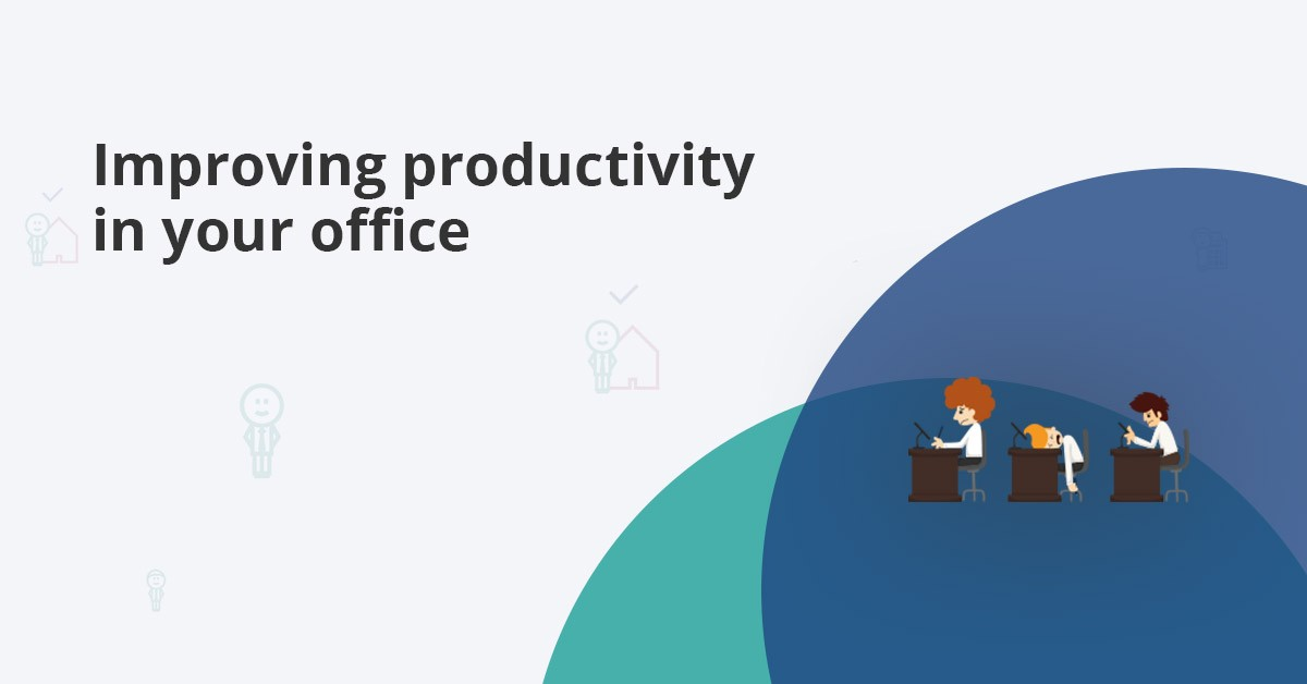 ways to improve work environment in the office