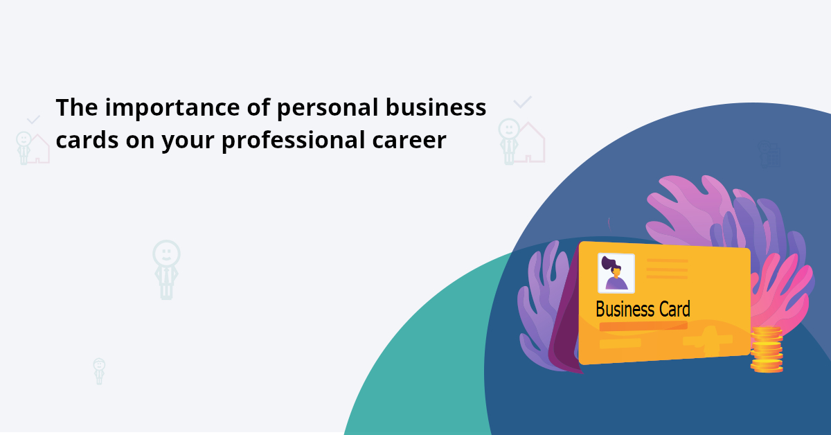 The importance of personal business cards and find where to order them