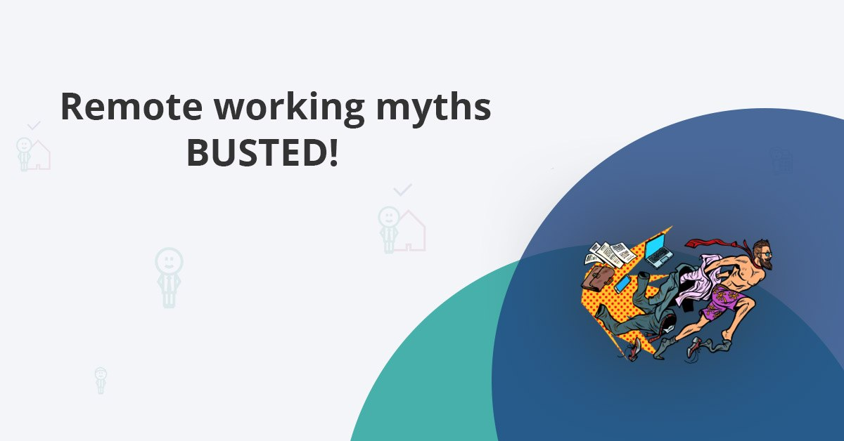 facts and myths about remote working