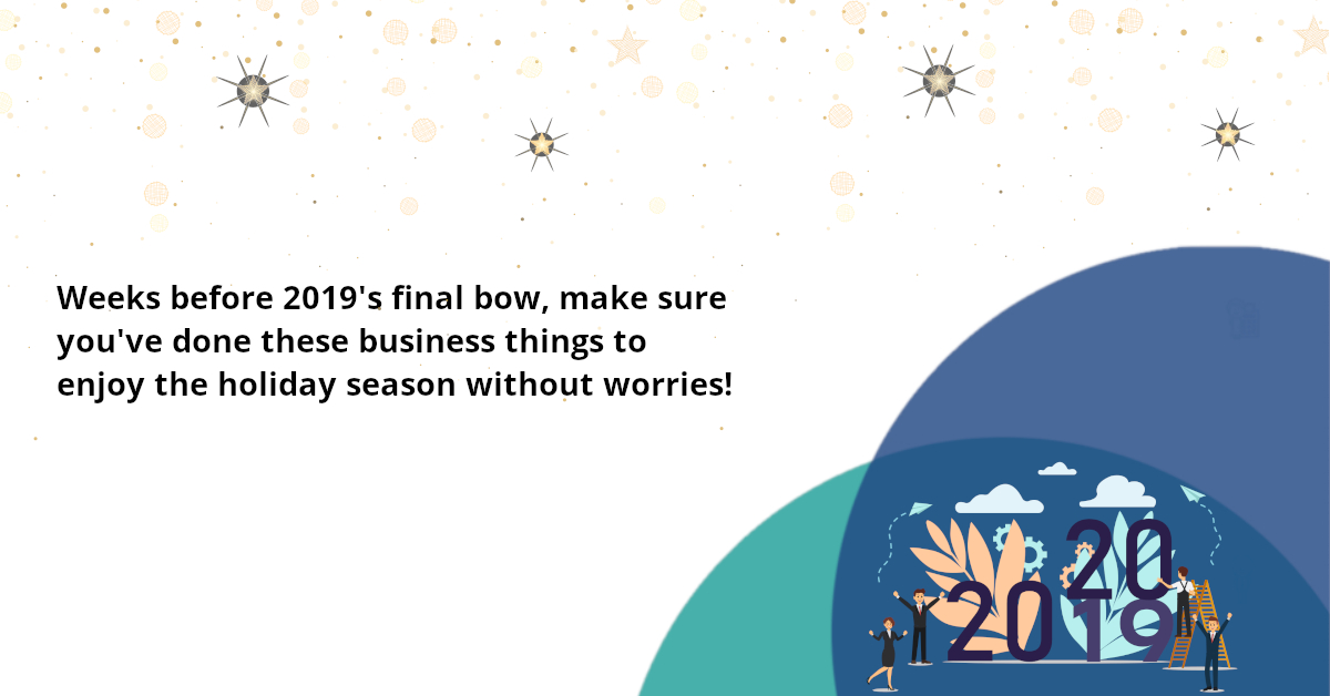Follow our business ideas for Christmas about all the things you should before the holidays.