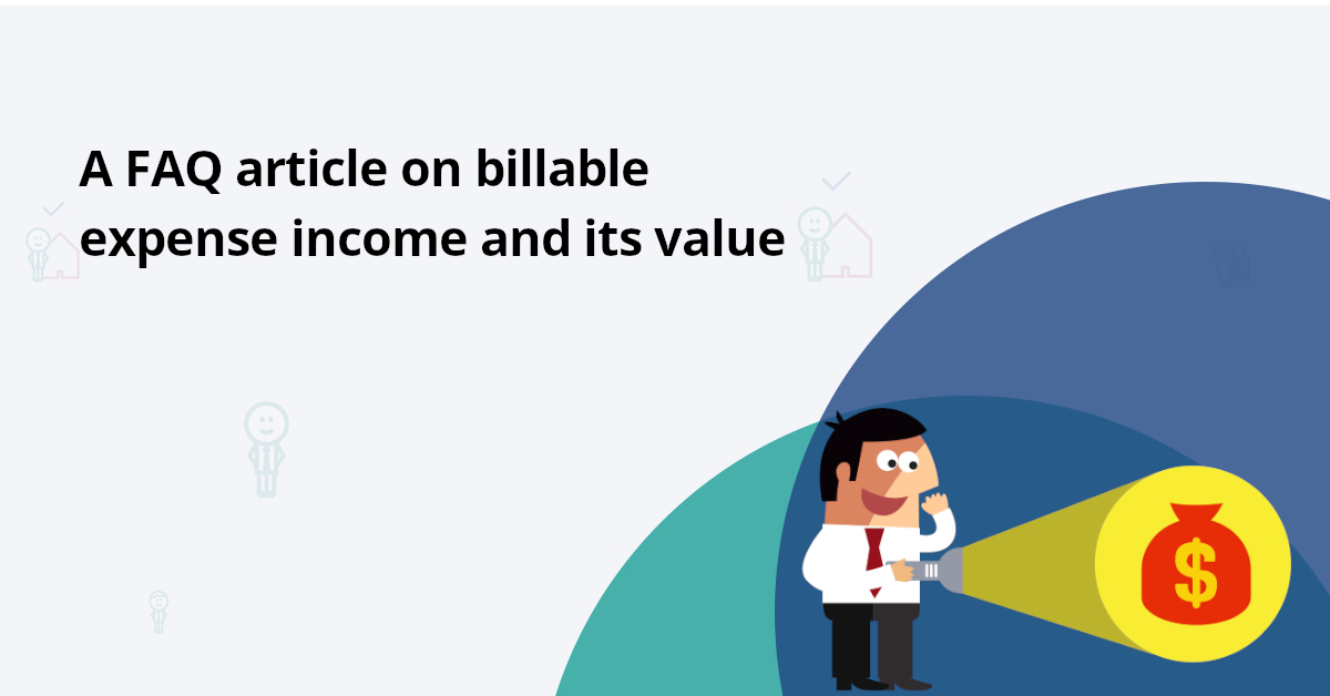 The strategic importance of billable expense income