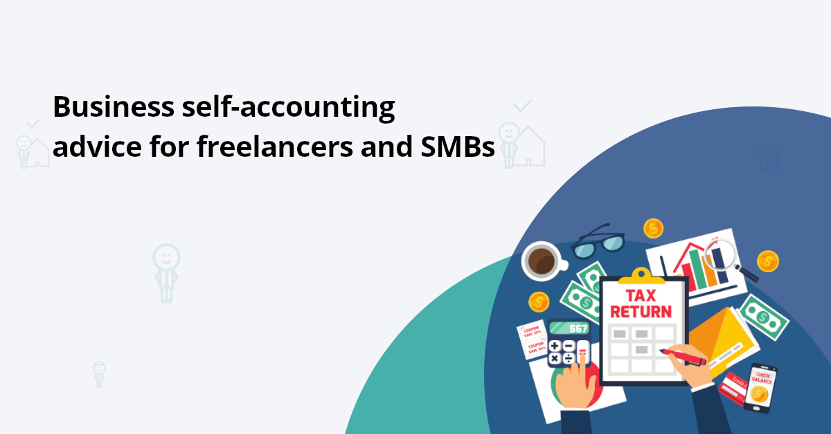 Advice on how to learn basic self-accounting skills!