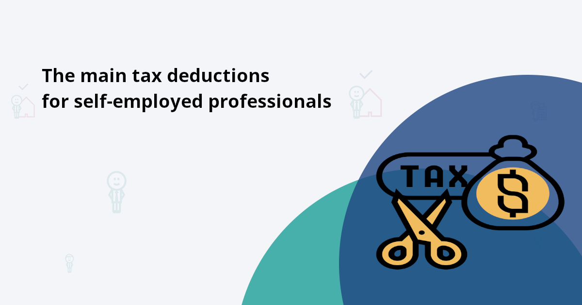 A list of self-employed tax deduction for independent contractors