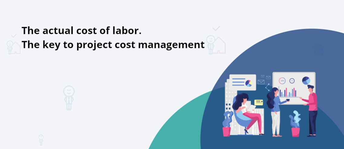 Labor cost in project cost management