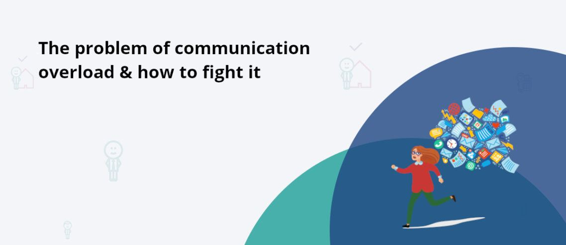 Communication overload at work and how to deal with it